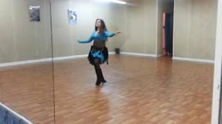 Уроки восточного танца для начинающих - беледи | Школа восточного танца