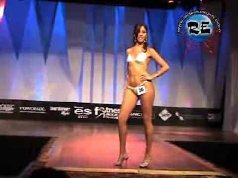 Bikini Fitness Revista ES 2009, Costa Rica