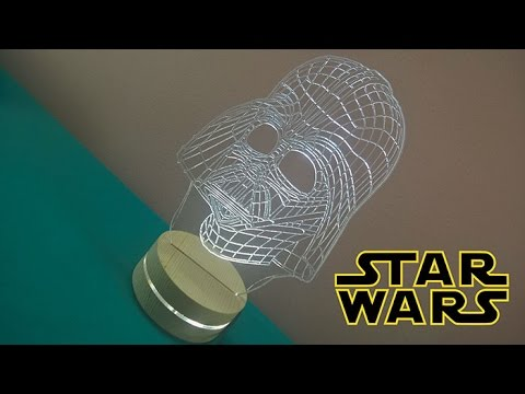 Vader Table Darth Lamp Review Light Led Ib7vmy6gfY