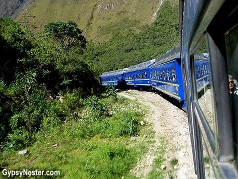 The Expedition Train to Machu Picchu