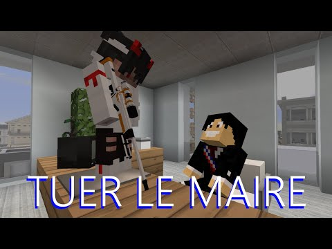 ON TUE LE MAIRE SUR HEPHOCRAFT ! - Serveur Minecraft RP