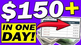 **Earn $150+ A DAY** 🔥MY SECRET METHOD🔥 To Make Money Online WITHOUT a Website!