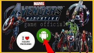 How to download avenger official game for android for free