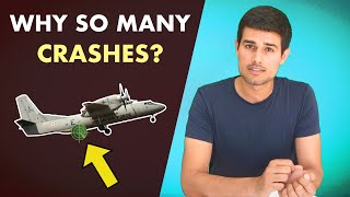 Reality of AN 32 Aircraft Crash | Analysis by Dhruv Rathee