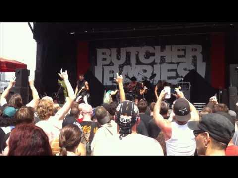 Mayhem Fest 2013 Toronto