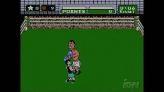 Punch-Out!! Featuring Mr. Dream Retro Game Gameplay