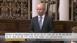 How many TDs want Dáil reform?
