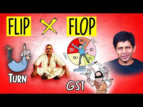 Flips of Kejriwal,