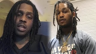 chief keef reacts to fredo santana passing at 27