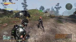(Defiance 2050) leveling up doing missions W/rogueelf enjoy