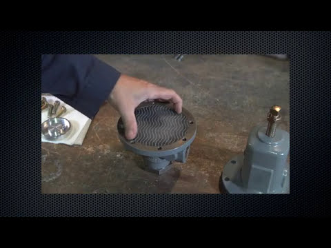 How To Perform Maintenance On A Fisher MR95 Self-Operated Pressure Reducing Regulator