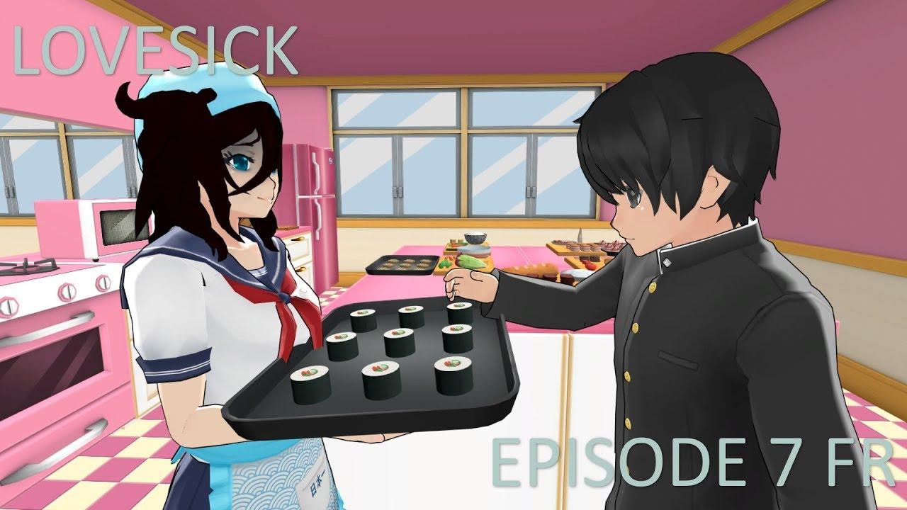 Download LOVESICK - Episode 7 FR || La pomme