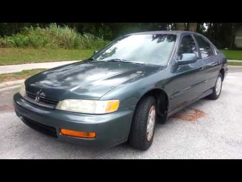1997 Honda Accord - For sale