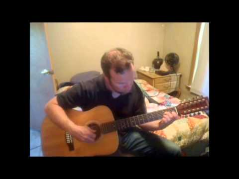 Happy Birthday Guitar Arrangment --- Drop C Tuning To 528 Hz Solfeggio