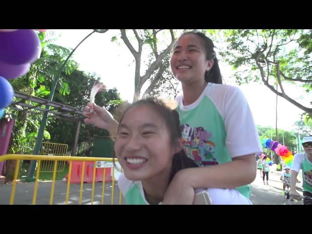 MY LITTLE PONY Friendship Run 2016 Video Highlights