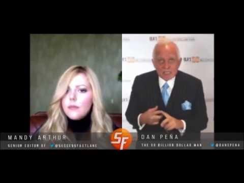 Dan Peña - The Right Way, The Wrong Way, & The Peña Way | Success Fastlane