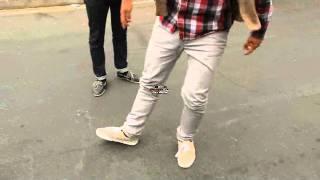 malay shuffle tutorial