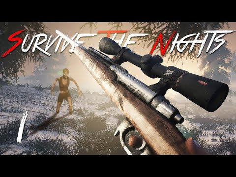 Survive The Nights Part 1 | NEW ALPHA 1.0 UPDATE!