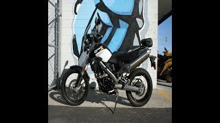 2007 BMW G650 X Country ...great light weight ADV bike