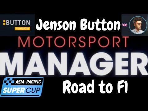 Motorsport Manager - #1 - The Beginning |