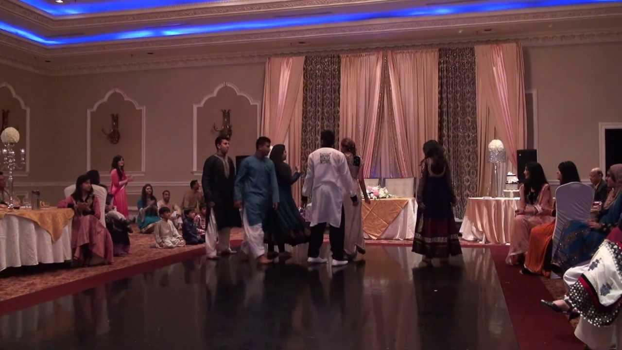 Sumreen's Engagement dances