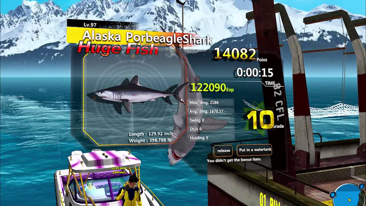 Fishing hero official trailer free online fishing game for Free online fishing games