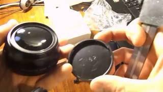 Широкоугольный Макрообъектив (РЫБИЙ ГЛАЗ) 52 мм 0.45X High Definition Fisheye