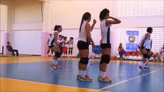Palarong Pambansa 2013 Volleyball Girls