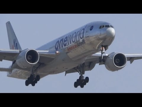 Best-Ever HD Plane Spotting, No Tripod!! 35+ Minutes of Chicago O'Hare International Airport