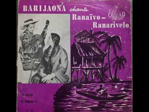 MANINA (A/C: RANAIVO RANARIVELO)----BARIJAONA----1966