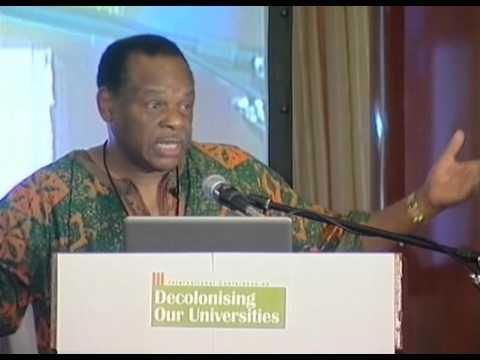 Decolonising Universities - Molefi Kete Asante [2011]