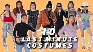 10 Last Minute Costumes You Ca…