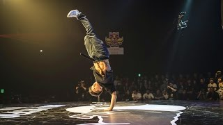 Bboy Lego Sam vs Bboy Blond- Red Bull BC One Asian Pacific Final 2015