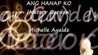 Ang hanap ko by Michelle Ayalde