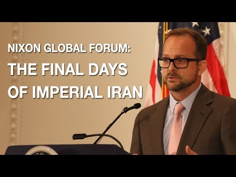 Nixon Global Forum: Andrew Scott Cooper | Richard Nixon Presidential Library and Museum