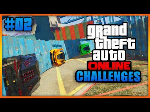 ENGELS RESPAWN CHALLENGE! - GTA 5 Challenges #2