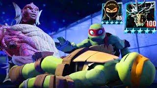 Teenage Mutant Ninja Turtles: Legends - SUPER SHREDDER #TMNT 2012