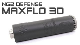 NG2 Defense Maxflo 3D Overview