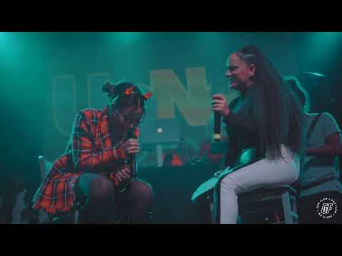 DJ MK - CHECK OUT RECAP OF DOJA CAT PERFORMANCE FOR UPNEX LIVE