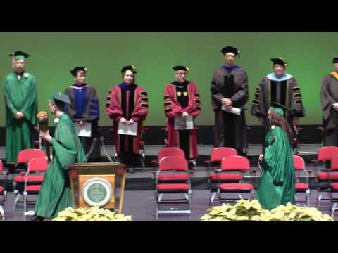 2016 Winter Undergraduate Degree 4PM Ceremony