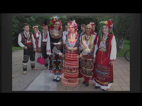 Green Mountain Academy Lectures - Bulgarian Folk Music 05.09.17