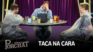 """Zé Felipe e João Guilherme encaram o """"Taca Na Cara"""""""