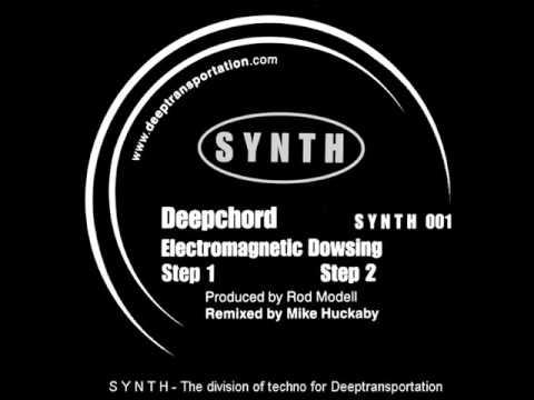 DeepChord - Electromagnetic Dowsing (Step 1)
