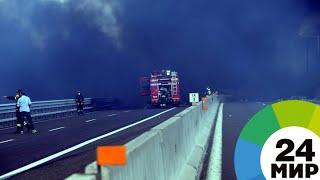 Взрыв у аэропорта Болоньи: две жертвы, 70 раненых - МИР 24