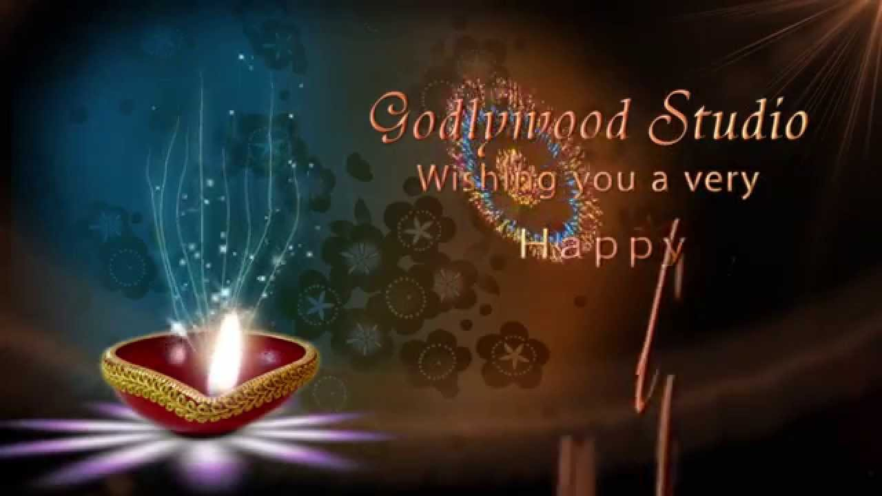 Happy Diwali Greeting Brahma Kumaris Youtube