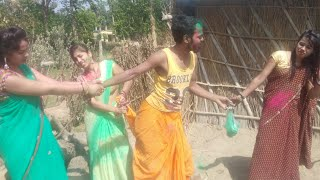बुढ़वा सनक गईल बा होली में पतोहिया के चोली खोले || शिवानी सिंह & नन्दु खरवार || Shivani Comedy World