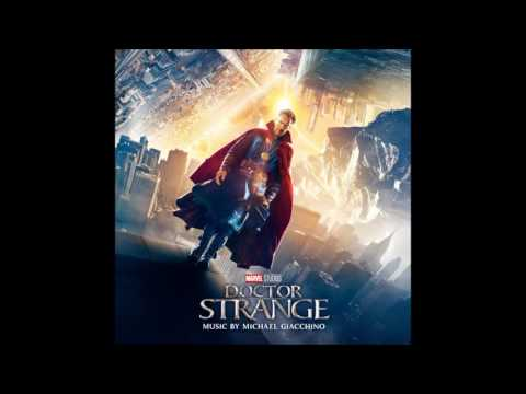 Doctor Strange Soundtrack 15 - Hong Kong Kablooey by Michael Giacchino