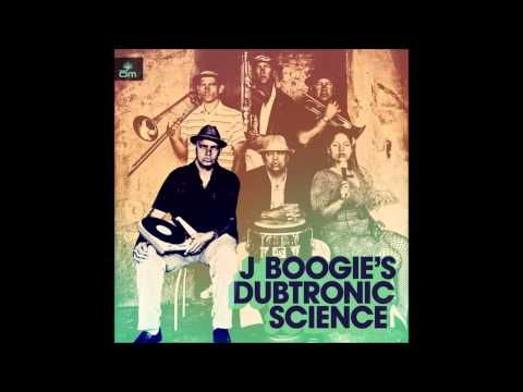 J-Boogie's Dubtronic Science - Blue Mountain Dub Ft. Jazz Mafia