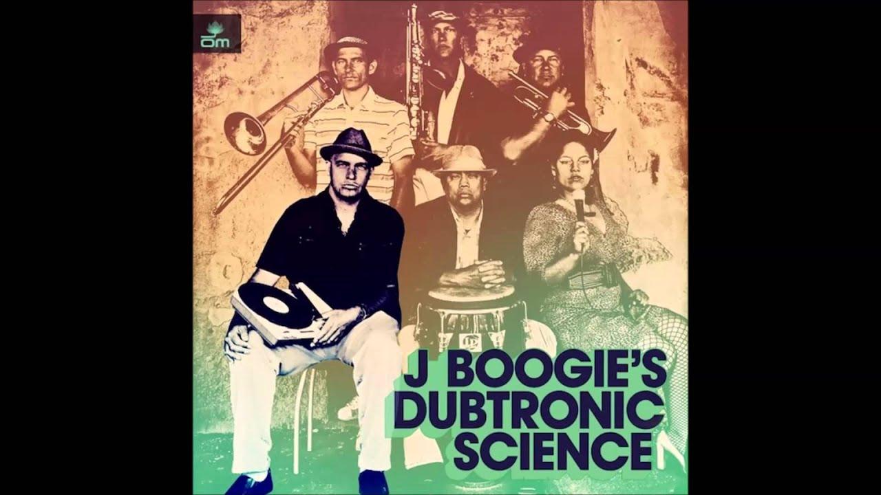 J-Boogie's Dubtronic Science - Blue Mountain Dub Ft. Jazz Mafia