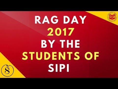 SIPI Mechanical Batch l Rag Day 2017 l Saiket